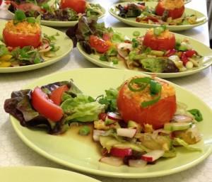 2013-03-12 Gefüllte Tomaten
