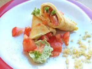 Quinoa - Pfannkuchen - Karin Knorr