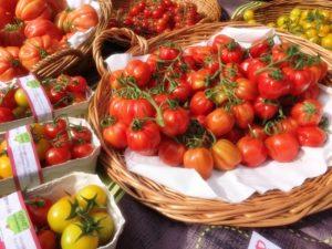 Markt - Tomaten