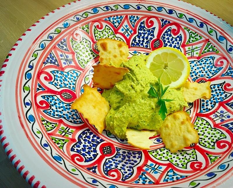 Hummus – veganer Brotaufstrich