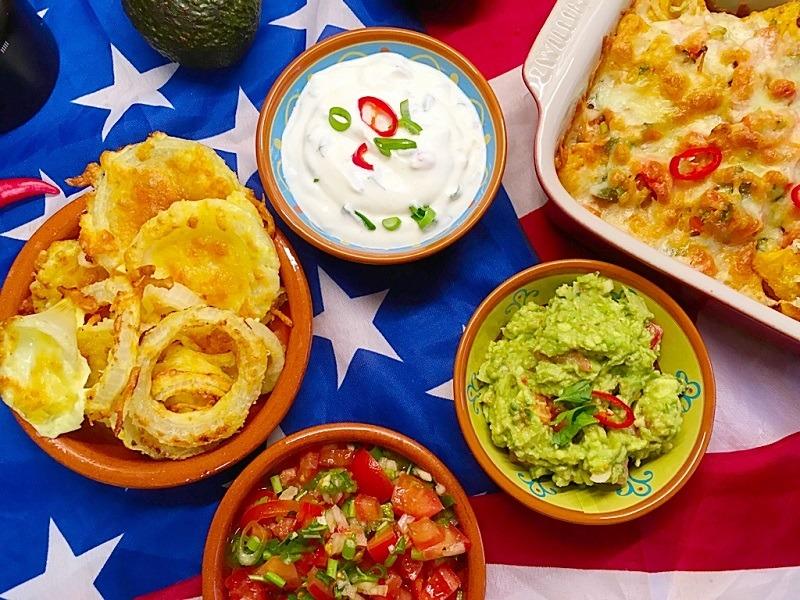 SUPER BOWL – Fingerfood für eine perfekte Party
